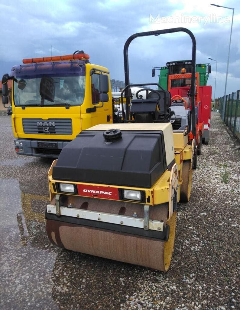 DYNAPAC CC122 mini road roller