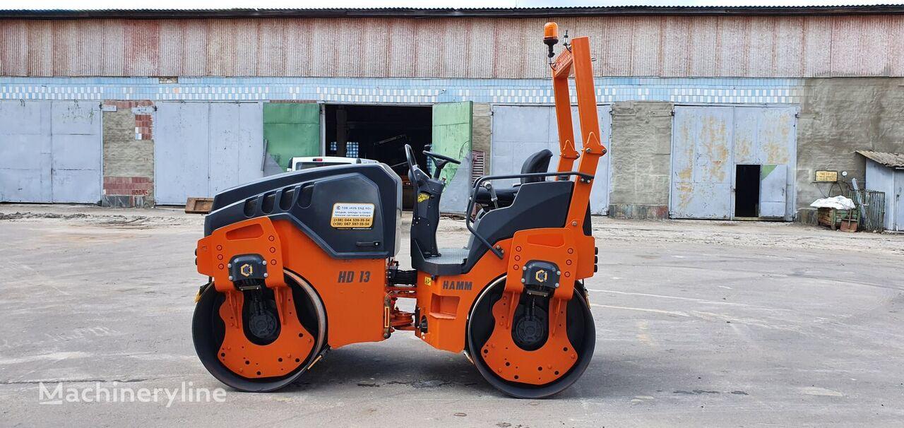 HAMM HD13VV mini road roller