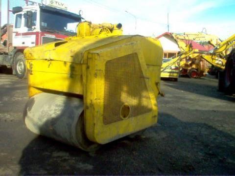 Walec drogowy mini road roller
