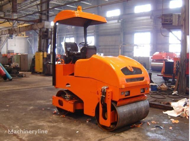 new BelDT 1031 mini road roller