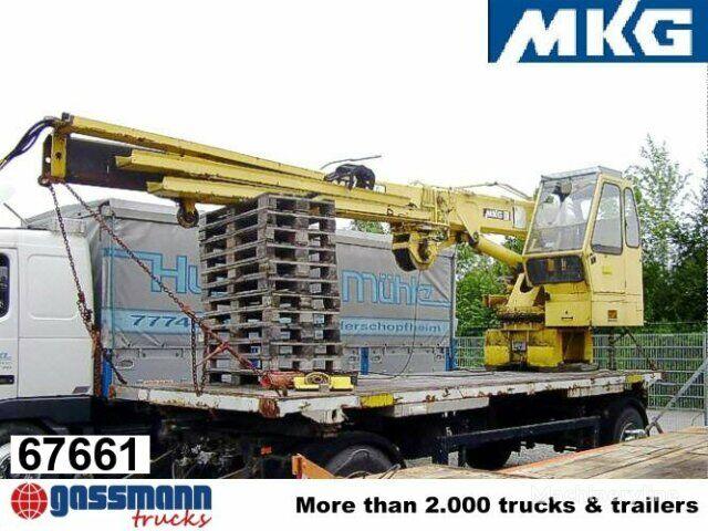 HMK on chassis Andere HMK 350Ta2-a2K MKG HMK 350Ta2-a2K Kran mobile crane
