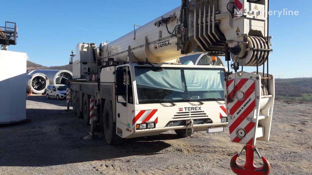 DEMAG AC 160-2 mobile crane