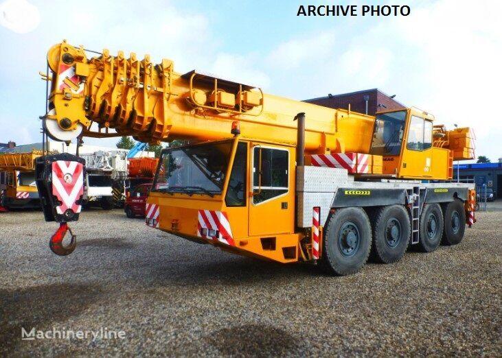 DEMAG AC 205, 1997 mobile crane
