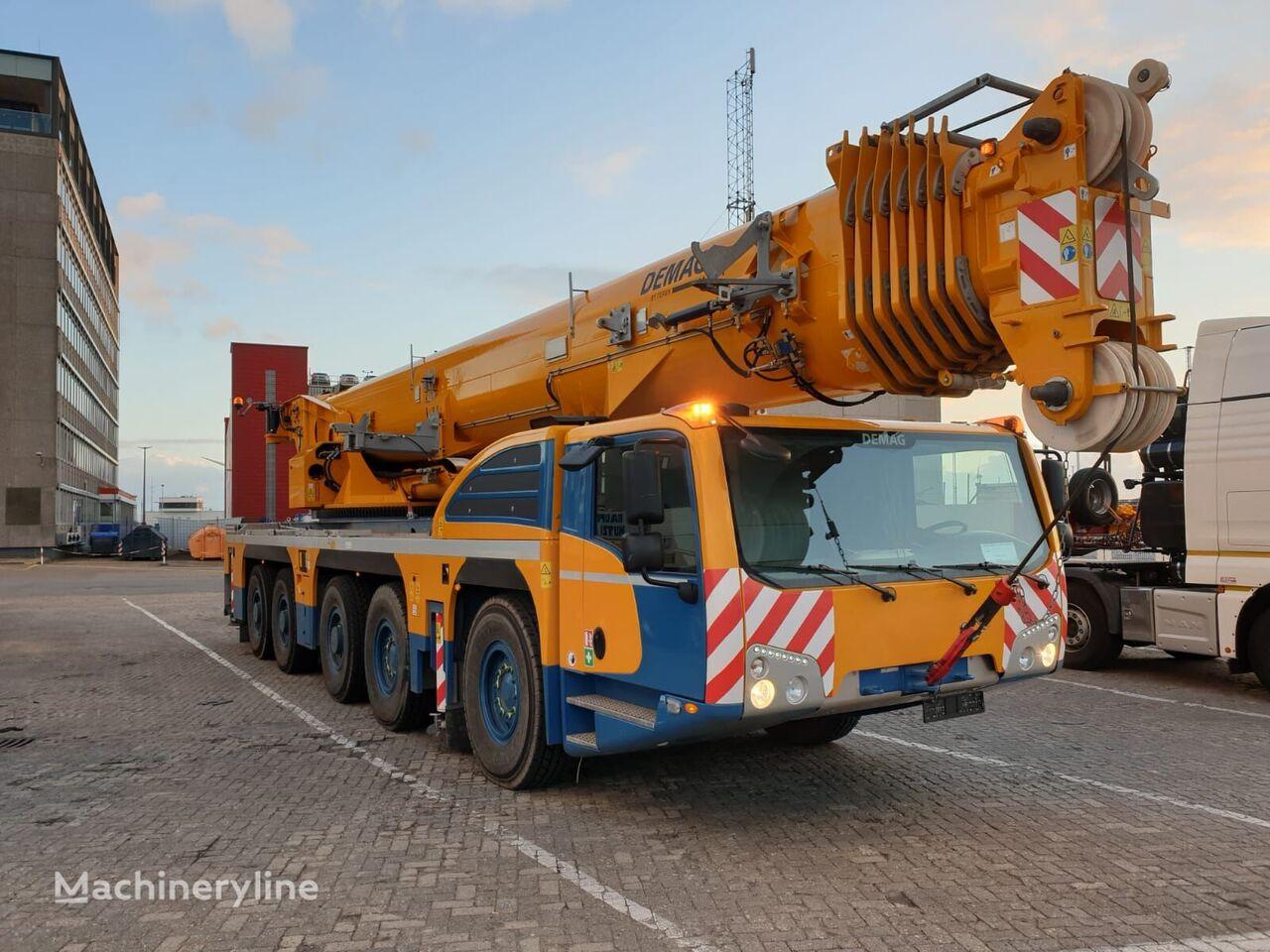 DEMAG AC 220-5  mobile crane