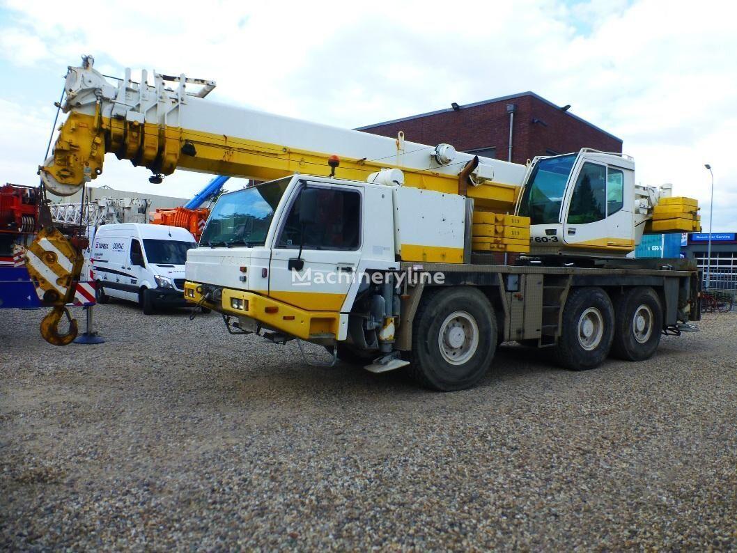 FAUN ATF 60-3 mobile crane