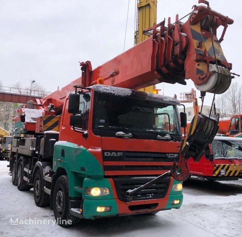 FAUN HK 50 mobile crane