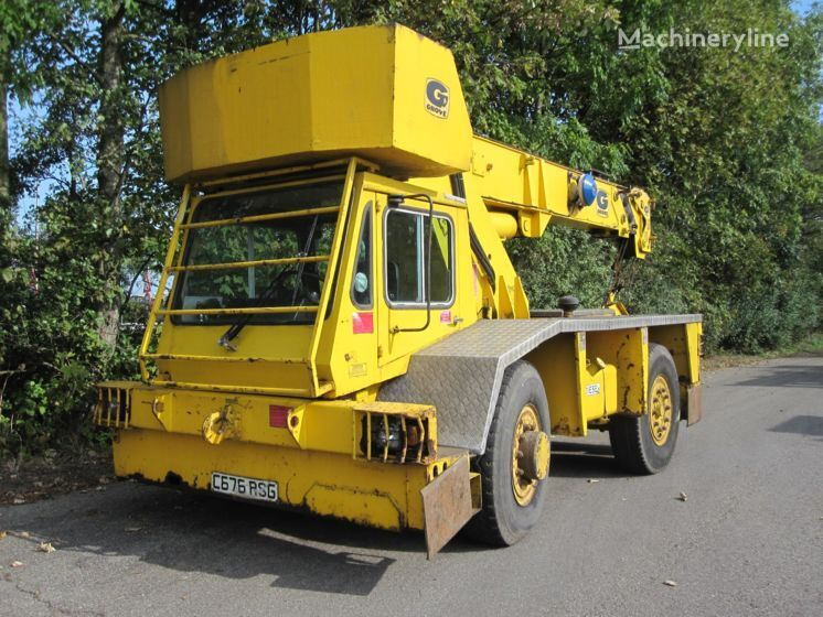 GROVE AP 415 mobile crane