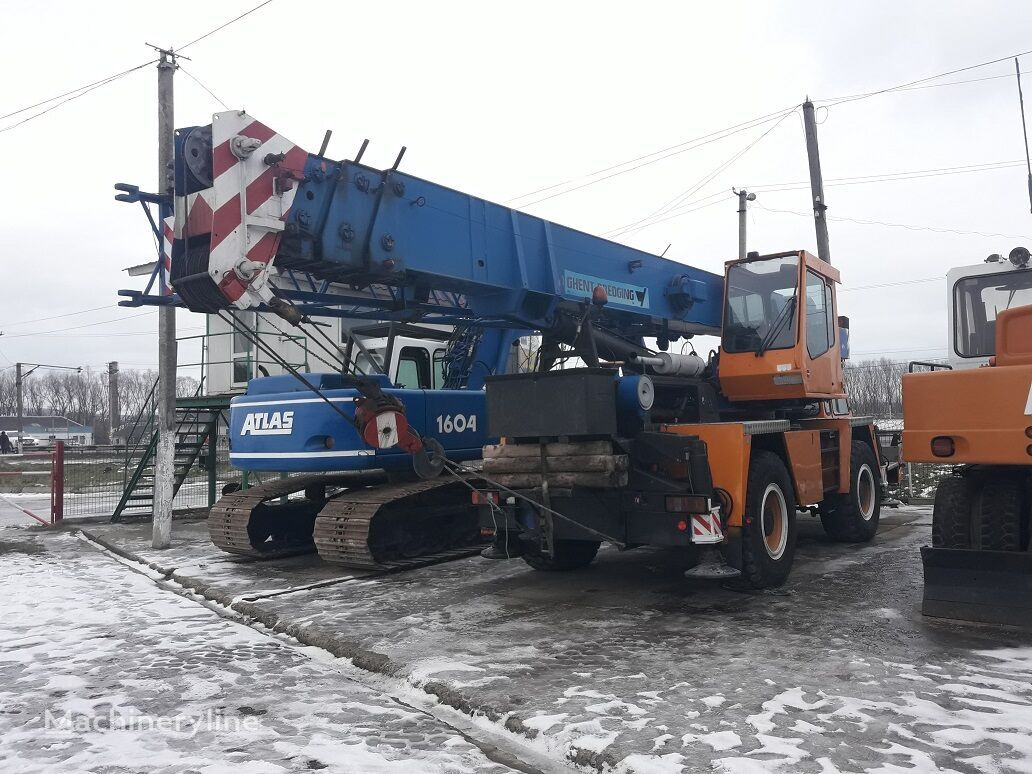 GROVE AT 633 B 30t 27.45m + 8m Svizhiy V nayavnosti! stan – SUPER mobile crane