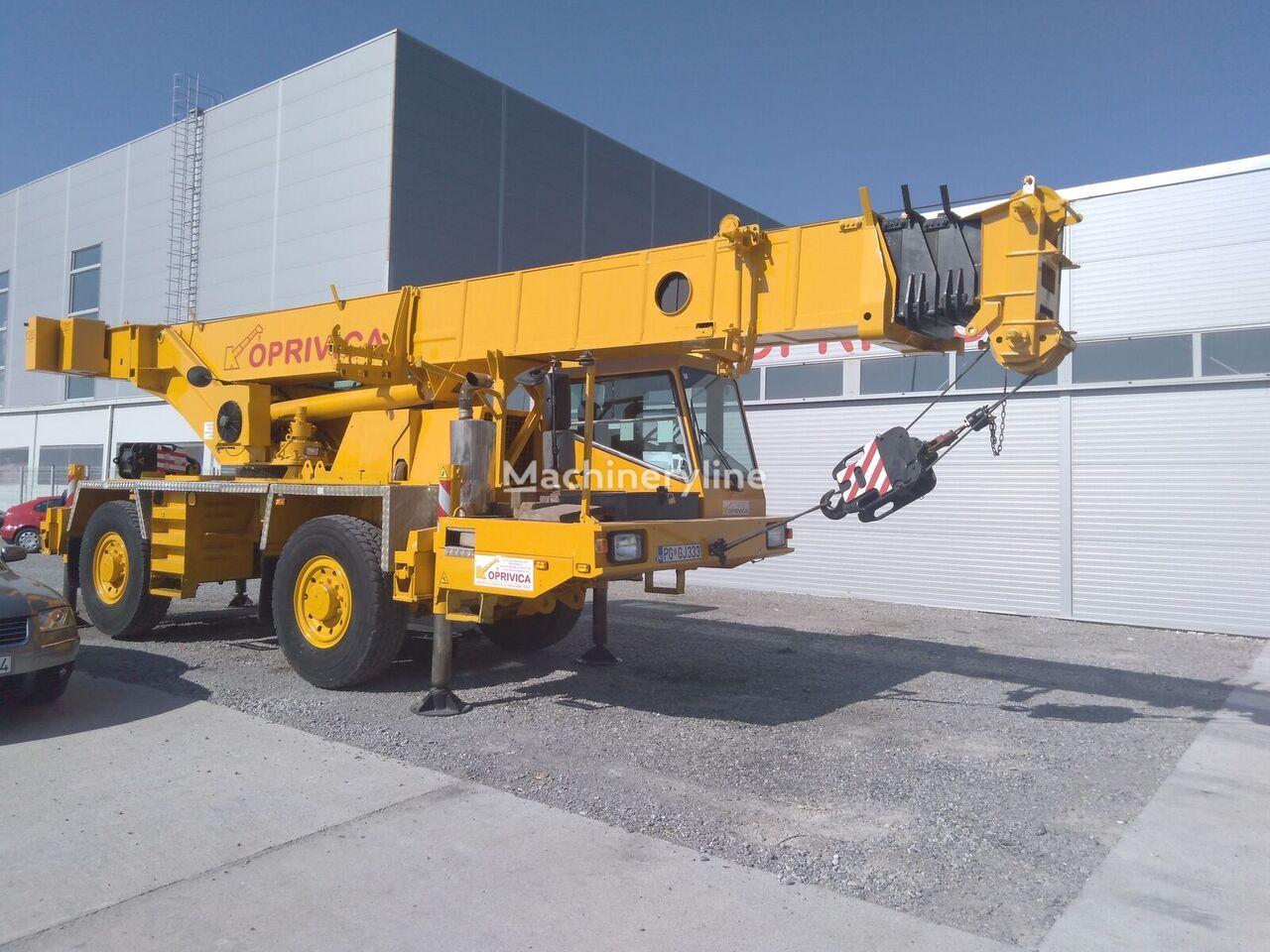 GROVE AT 635 mobile crane