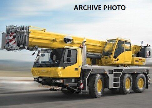 GROVE GMK 3050-1, 2006 mobile crane