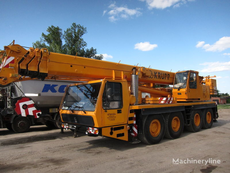 GROVE GMK 4070 mobile crane