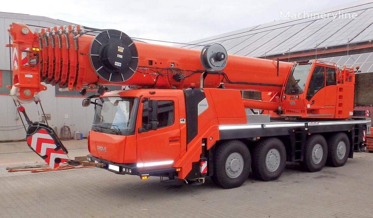 GROVE GMK 4100 L-1 mobile crane