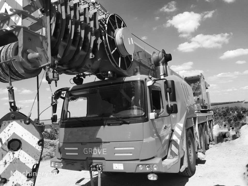 GROVE GMK 5130/2 mobile crane