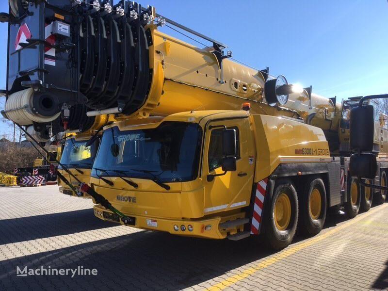 GROVE GMK 6300 L mobile crane