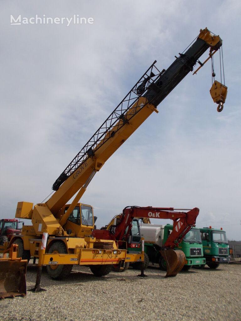 GROVE RT500D XL mobile crane