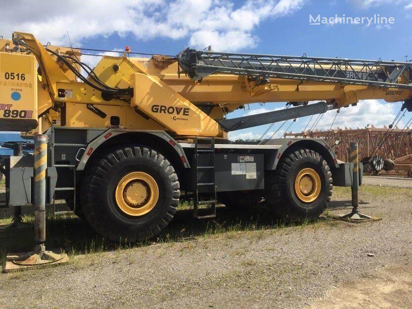 GROVE RT890E mobile crane