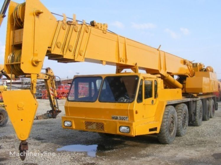 GROVE TM 80-88 T mobile crane