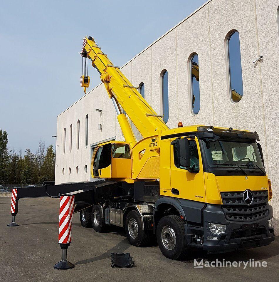 new IDROGRU mobile crane