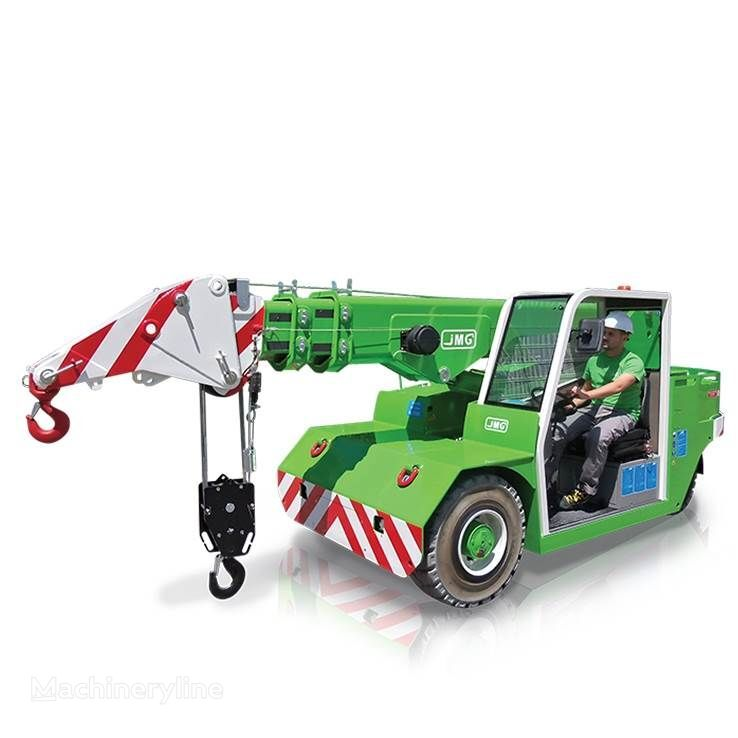 JMG MC 85 mobile crane