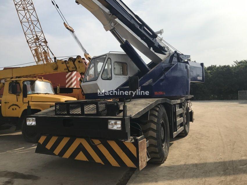 KATO KR250 mobile crane