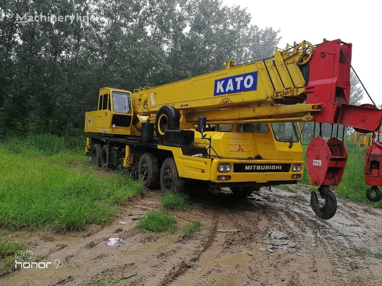 KATO NK500E mobile crane