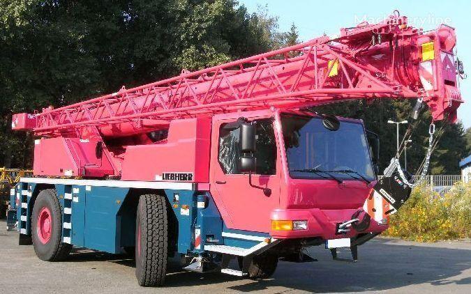 new LTM 1030-2.1 on chassis LIEBHERR LTM 1030-2.1 mobile crane