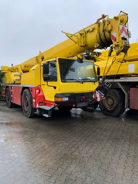LIEBHERR LTM 1030/2.1 super Zustand, LICCON2 mobile crane