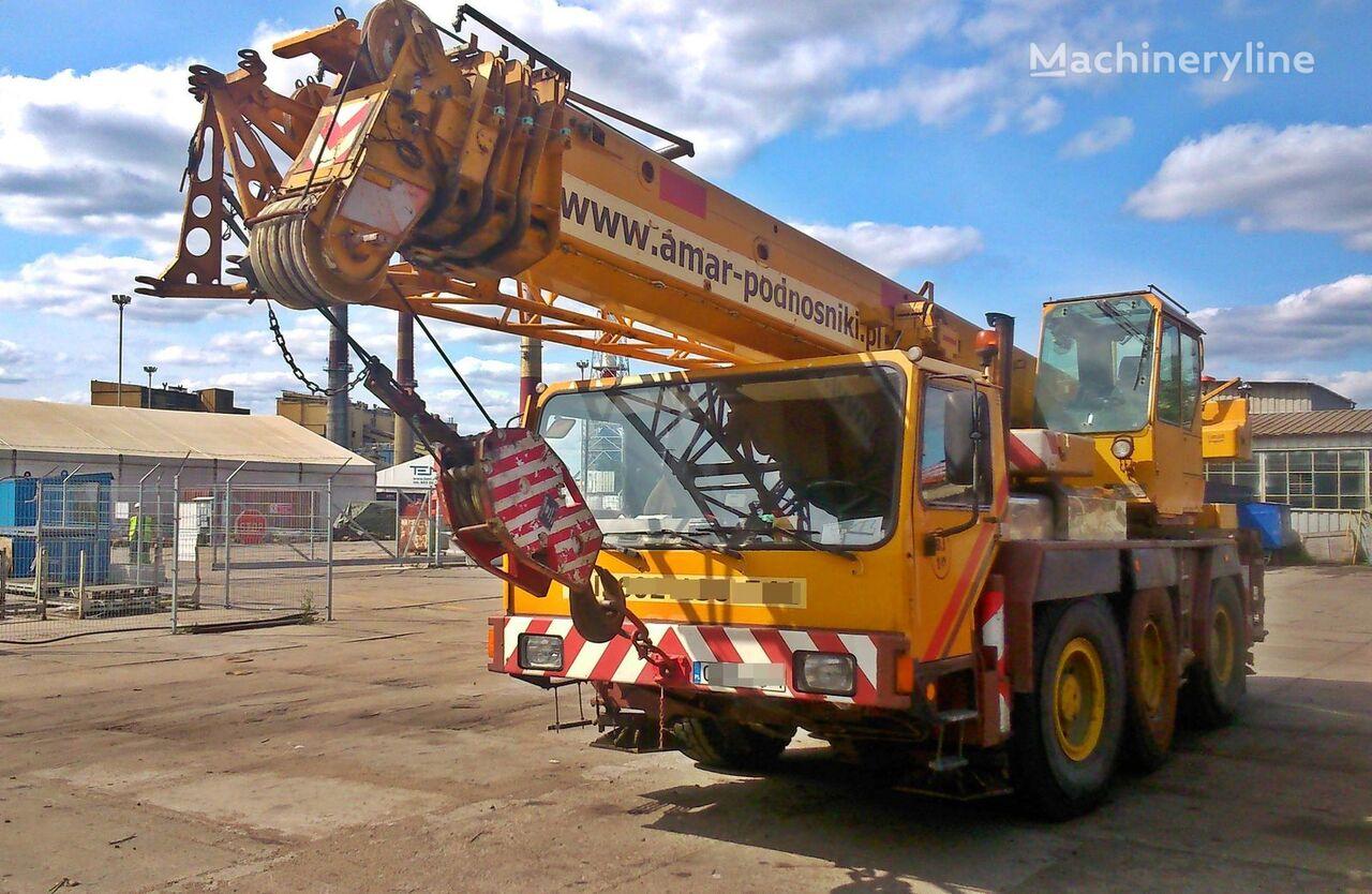 LIEBHERR LTM 1040 mobile crane