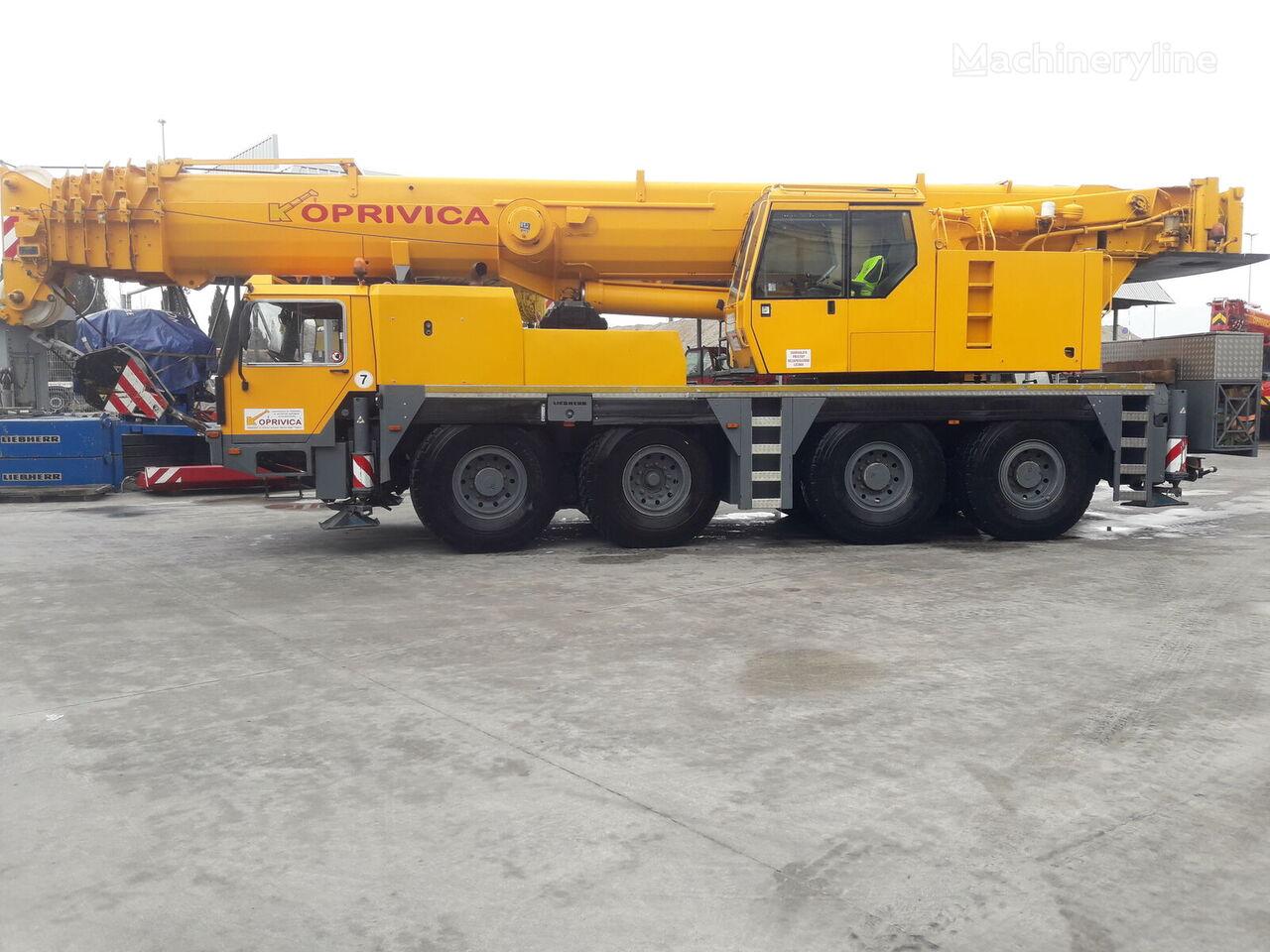 LIEBHERR LTM 1090 - 2 mobile crane