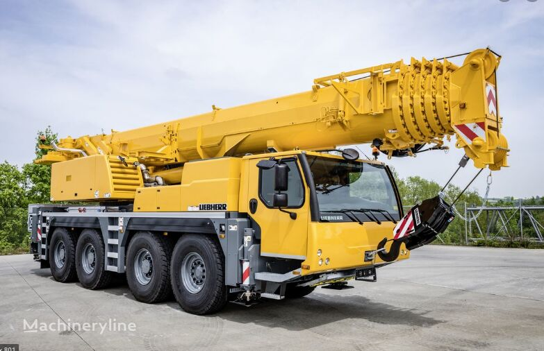 LIEBHERR LTM 1090-4.1, 2017  FOR SALE mobile crane