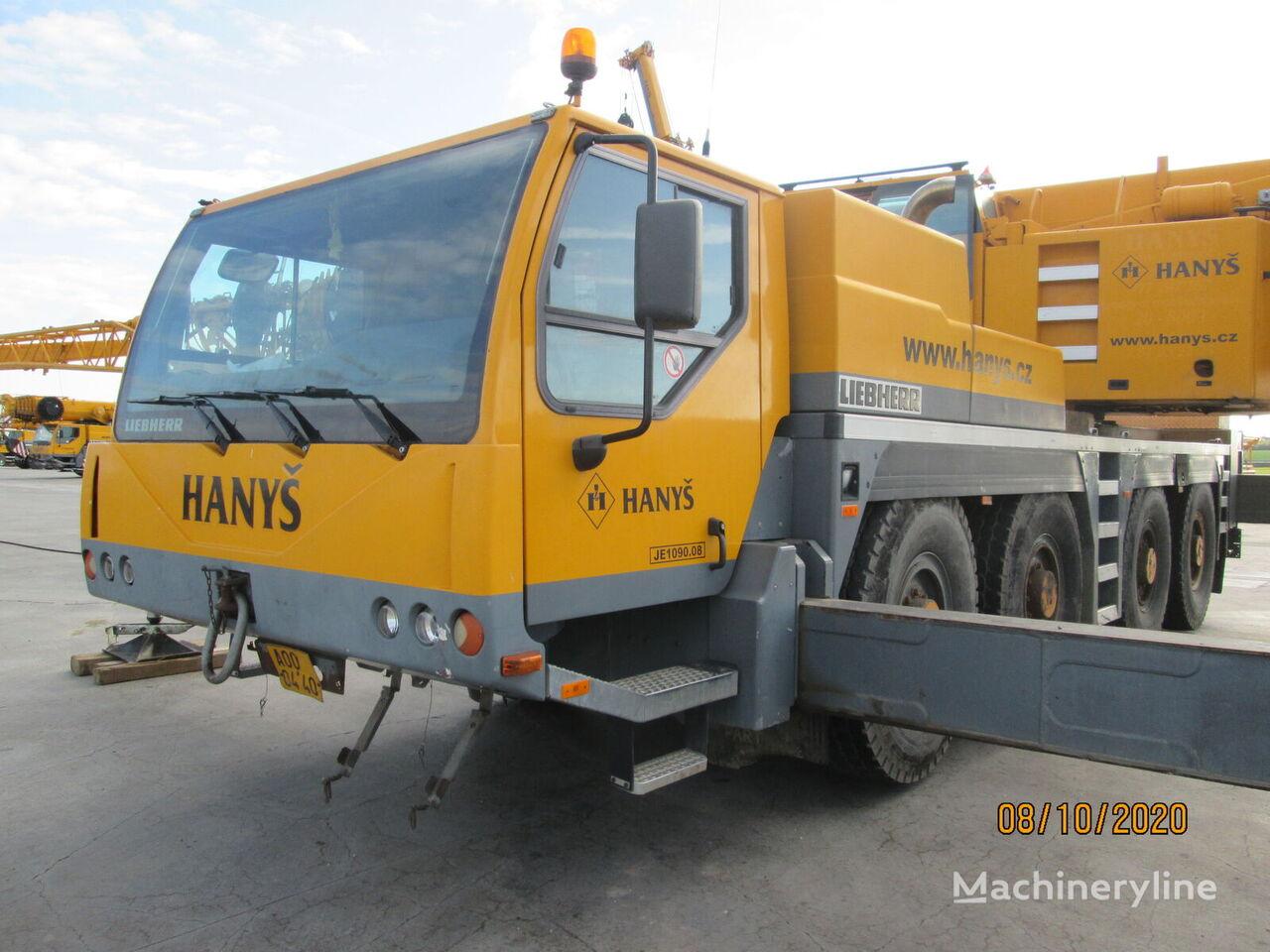 LIEBHERR LTM 1090/3 - 2 winch (1100-4.1) mobile crane