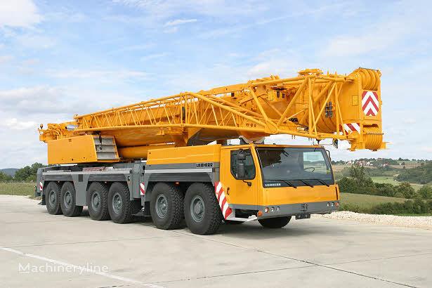 LIEBHERR LTM 1250-6.2,HYDRAULIK JIB  mobile crane