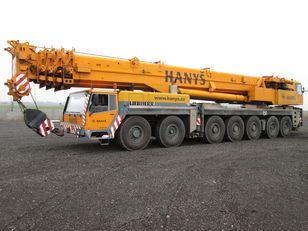 LIEBHERR LTM 1300 mobile crane for parts, auto crane, all
