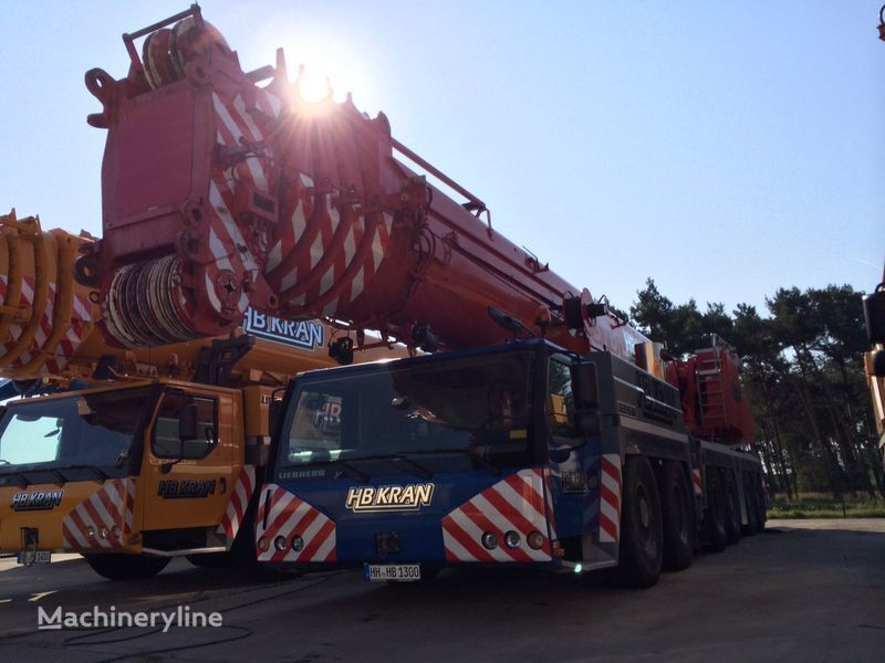 LIEBHERR LTM 1300 - 6.1 (SOLD) mobile crane