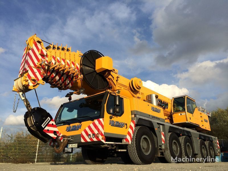 LIEBHERR LTM1200-5.1 (SOLD) mobile crane