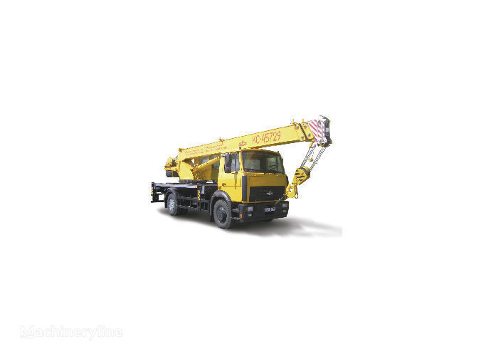 MAZ KS-45729-4 mobile crane