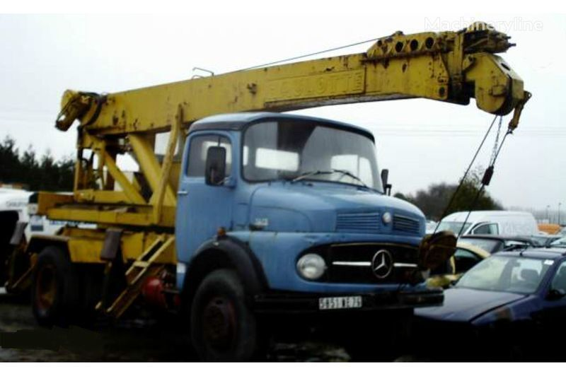 MERCEDES-BENZ 1013 mobile crane