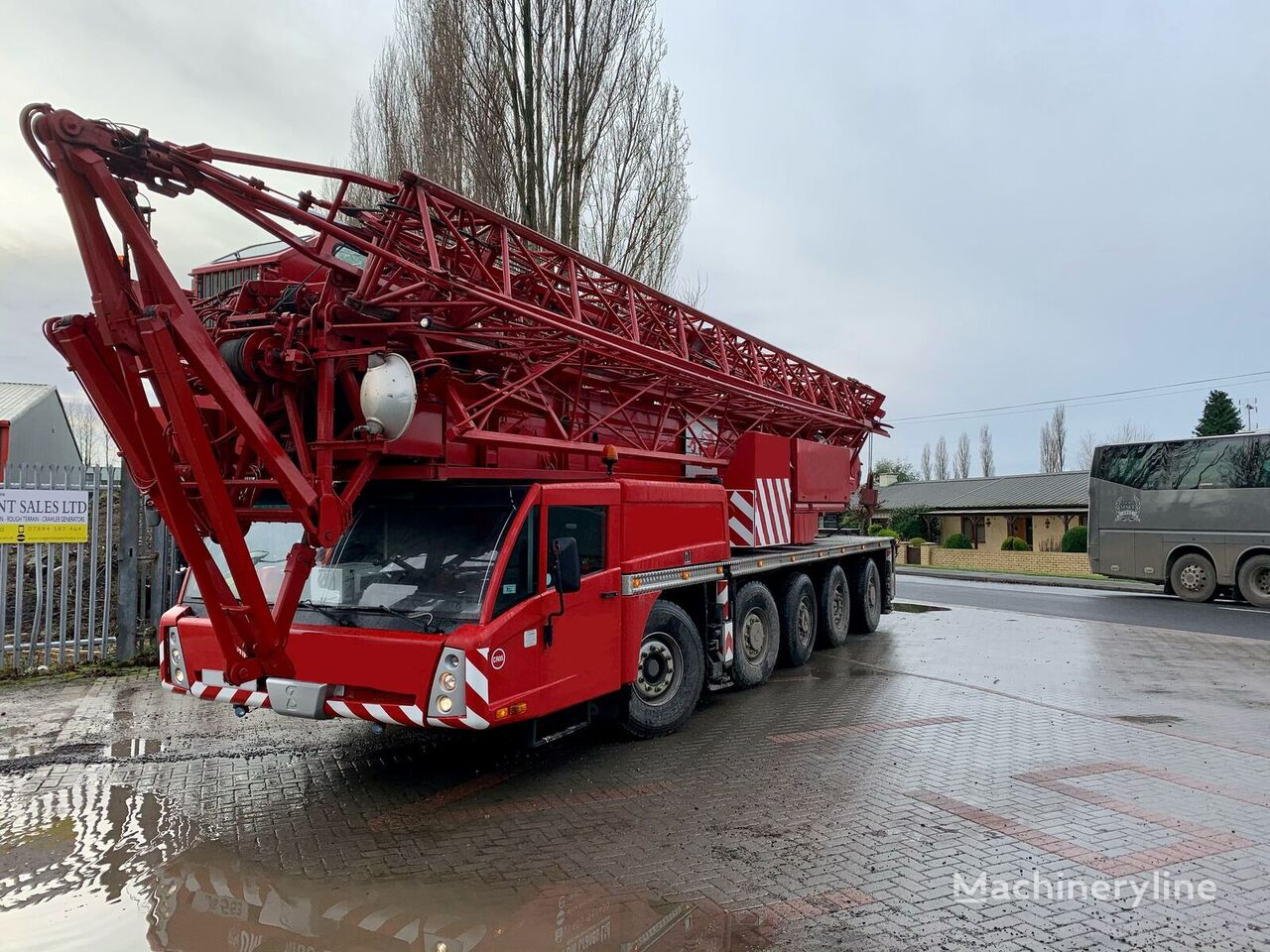 SPIERINGS sk599-AT5 mobile crane