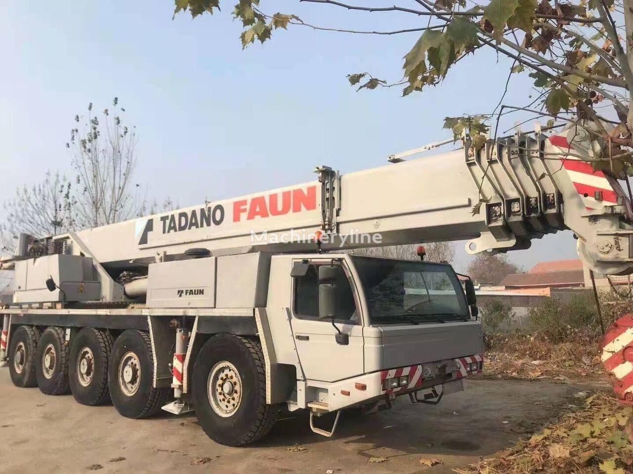 TADANO   110TON  JAPAN  BRAND  TRUCK  CRANE mobile crane