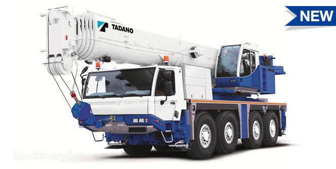 new TADANO ATF100G-4 mobile crane