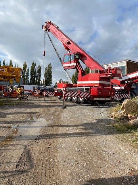 TADANO ATF100G-5 mobile crane