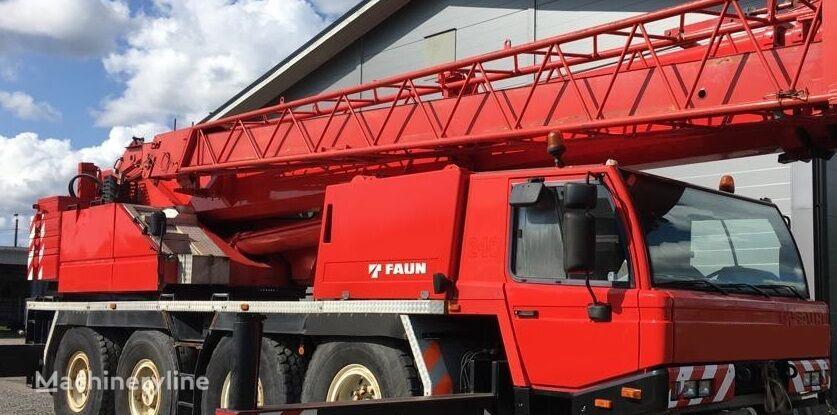 TADANO FAUN ATF60-4 mobile crane