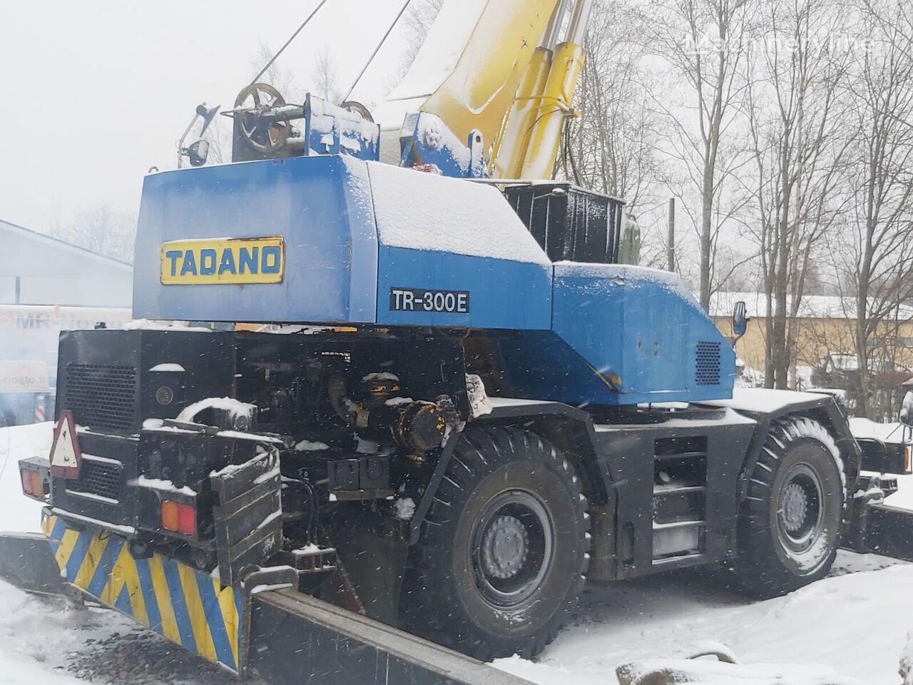 TADANO TR 300 E mobile crane