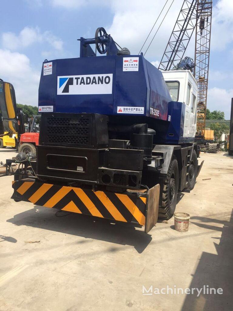 TADANO TR250E mobile crane