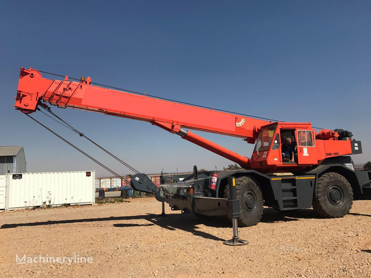 TADANO TR400E-2 mobile crane