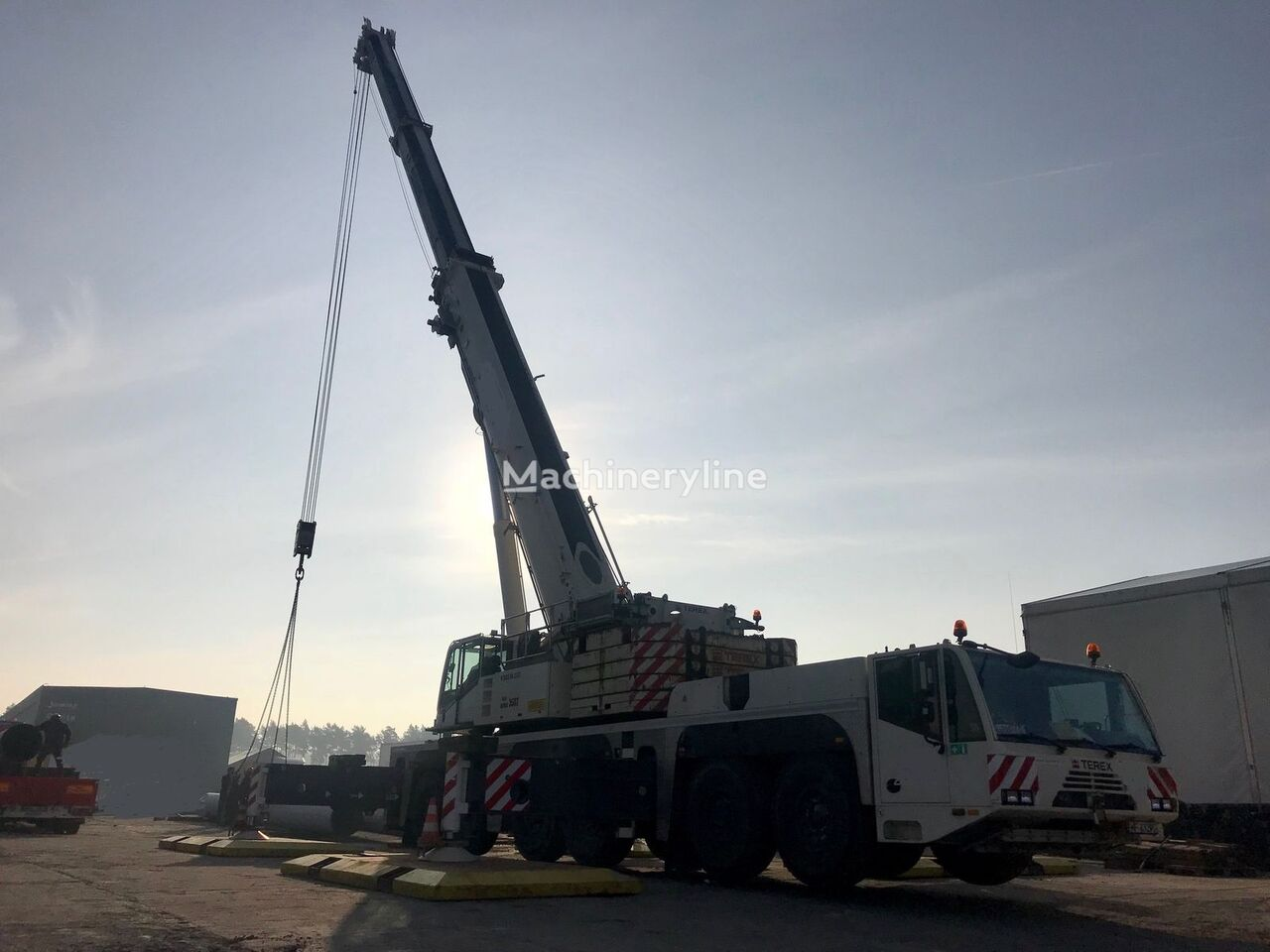 TEREX AC350/6 mobile crane