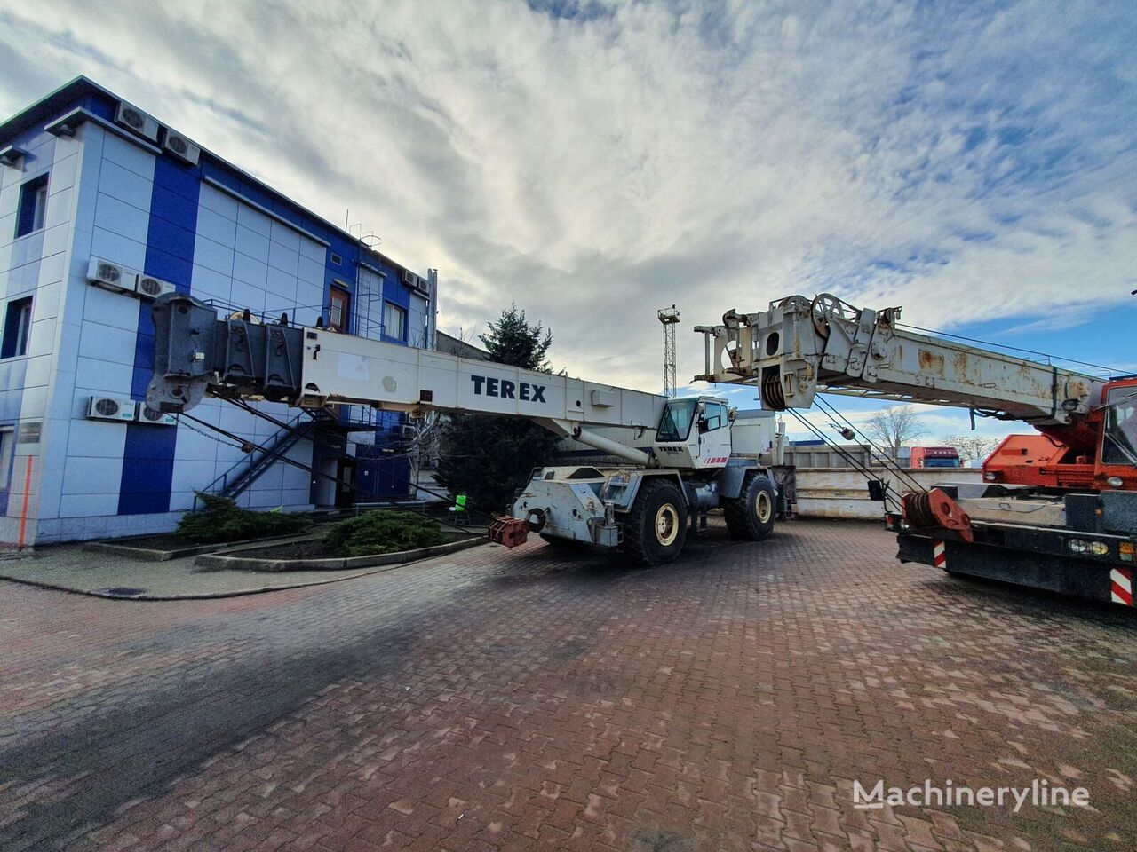 TEREX RT450 mobile crane