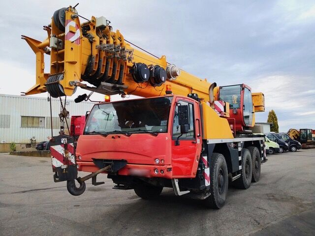 AC60/3L on chassis TEREX TEREX/DEMAG AC60/3L mobile crane