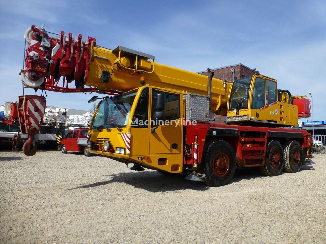 TEREX Terex-Demag AC 50-1 mobile crane