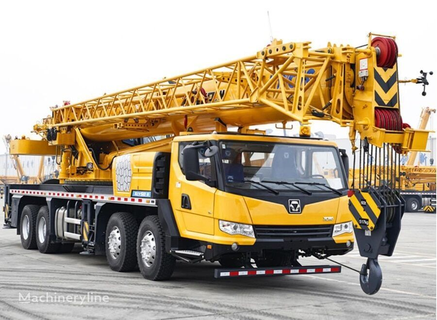 new XCMG  50ton Truck Crane mobile crane